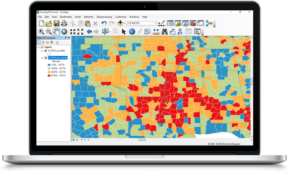 The GIS 20 Essentials book and GIS classes by Gina Clemmer